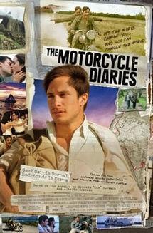 poster Diarios de motocicleta (2004)