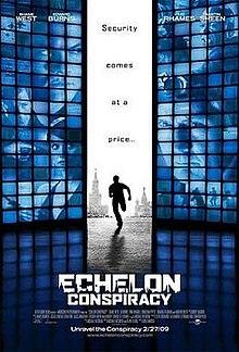 poster Echelon Conspiracy (2009)