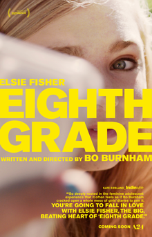 poster Eighth Grade (2018)