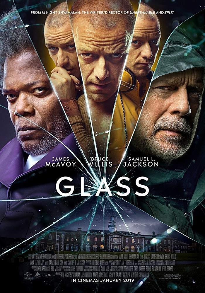 poster Glass (2019)