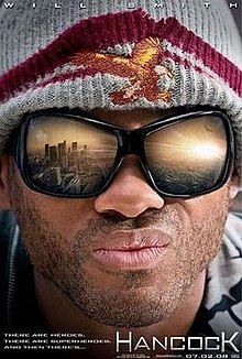 poster Hancock (2008)
