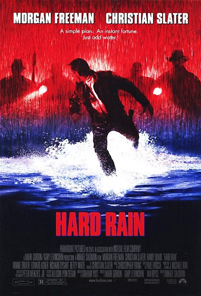 poster Hard Rain (1998)
