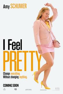 poster I Feel Pretty (2018)
