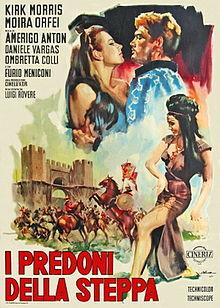 poster I predoni della steppa - Terror of the Steppes (1964)