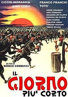 poster Il giorno piu corto (1963)
