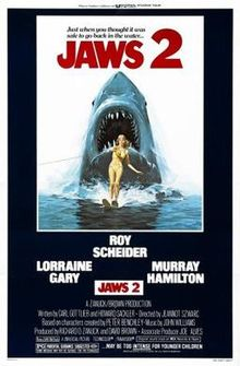 poster Jaws 2 (1978)