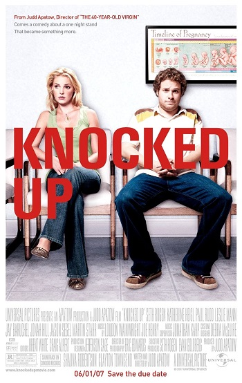 poster Knocked Up (2007)