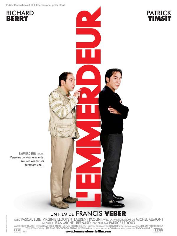 poster L'Emmerdeur (2008)