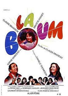poster La Boum (1980)
