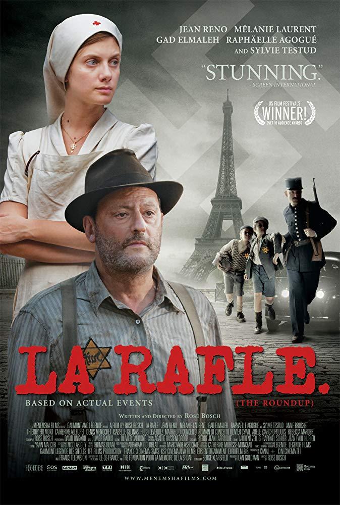 poster La Rafle (2010)