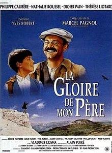 poster La gloire de mon pere (1990)