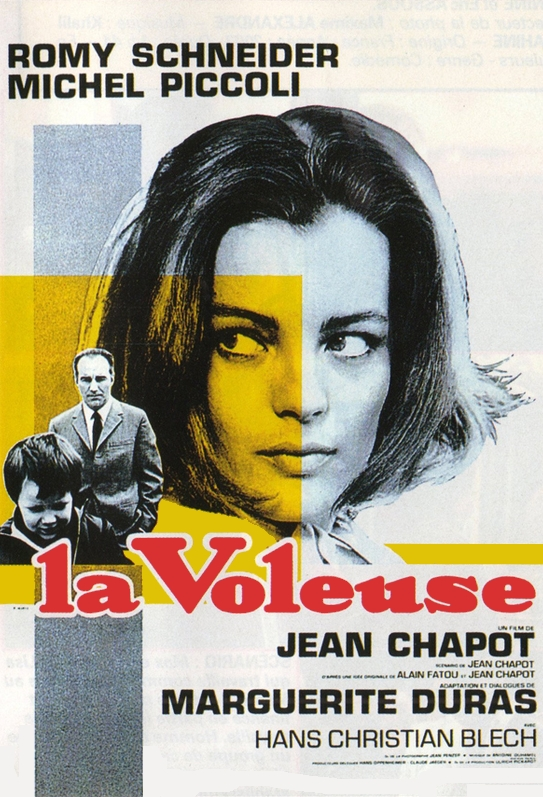 poster La voleuse (1966)