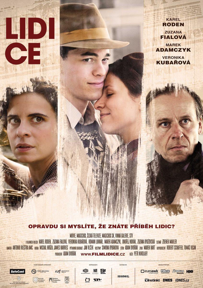 poster Lidice (2011)