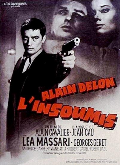 poster L'insoumis (The Unvanquished) (1964)