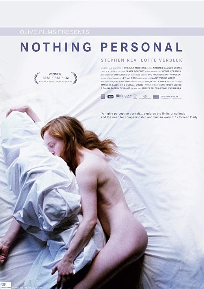 poster Nothing Personal (2009)