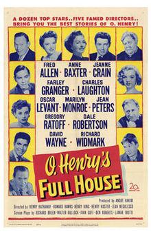 poster O. Henry's Full House (1952)