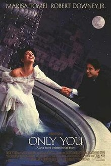 poster Only You (1994)