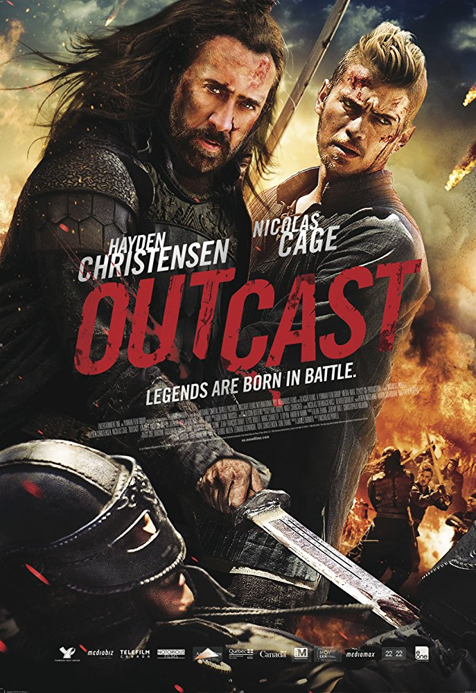 poster Outcast (2014)