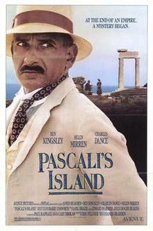 poster Pascali's Island (1988)