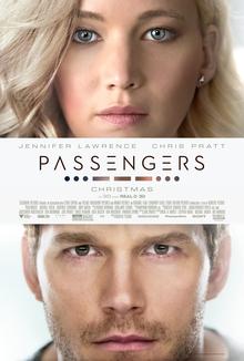 poster Passengers (2016)