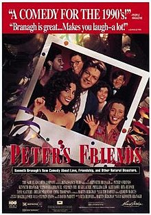 poster Peter's Friends (1992)