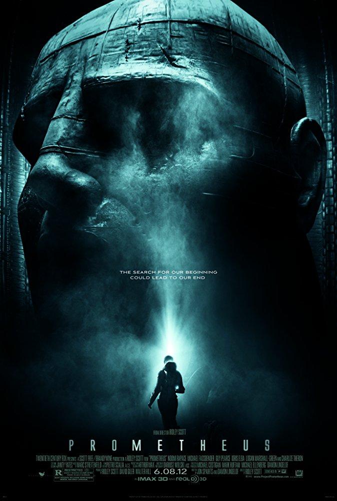 poster Prometheus (2012)