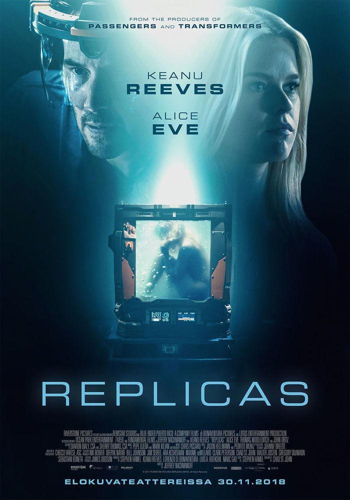 poster Replicas (2018)