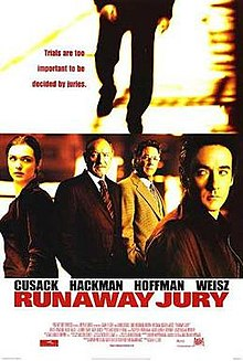 poster Runaway Jury (2003)