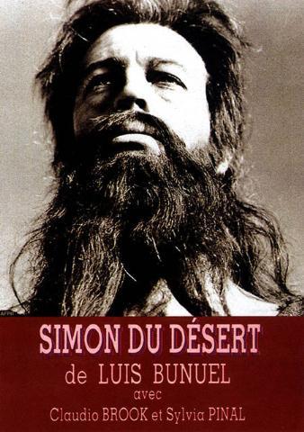 poster Simon del desierto (Simon of the Desert) (1965)