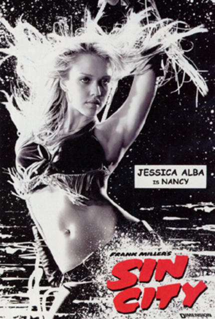 poster Sin City (2005)