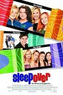 poster Sleepover (2004)