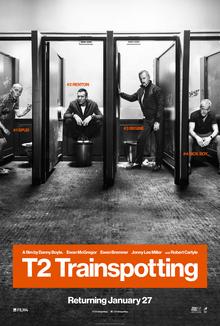 poster T2 Trainspotting (2017)