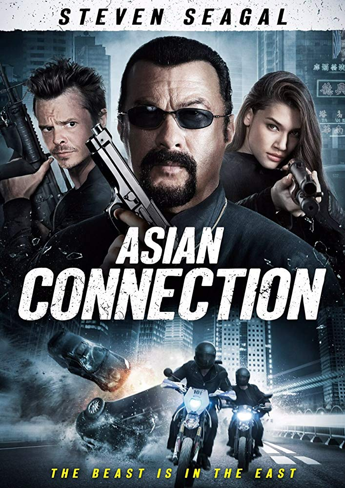 poster The Asian Connection (2016)