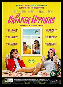 poster The Breaker Upperers (2018)