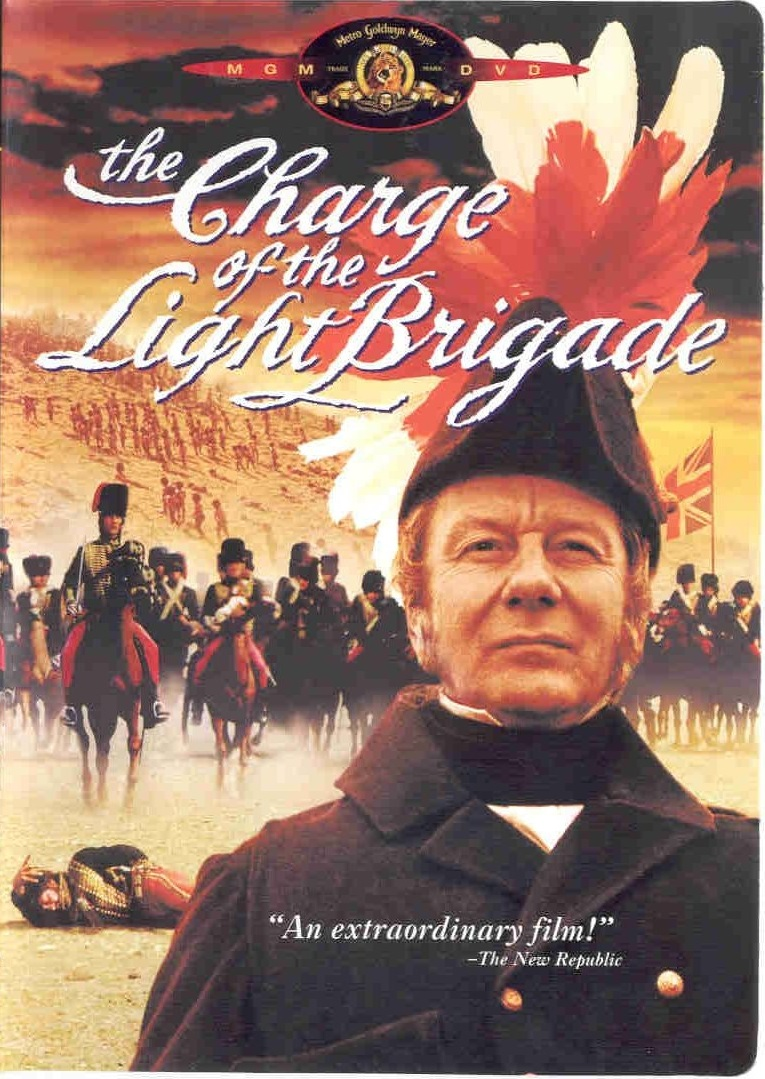 poster The Charge of the Light Brigade (1968)