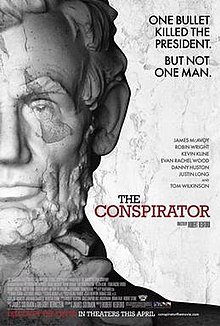 poster The Conspirator (2010)