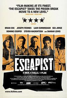 poster The Escapist (2008)
