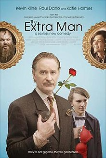 poster The Extra Man (2010)