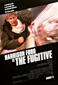 poster The Fugitive (1993)
