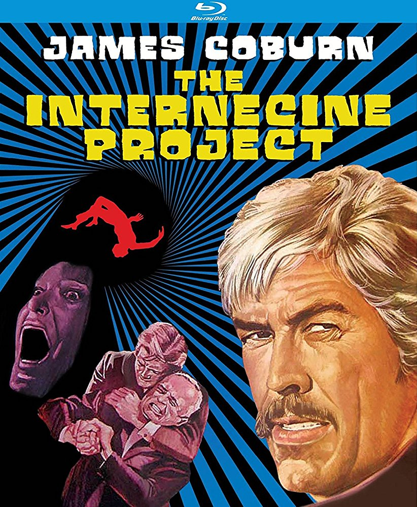 poster The Internecine Project (1974)