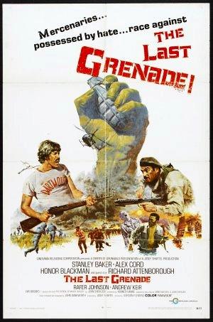 poster The Last Grenade (1970)