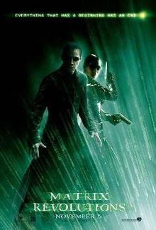 poster The Matrix Revolutions (2003)