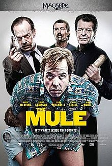 poster The Mule (2014)