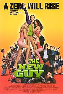 poster The New Guy (2002)