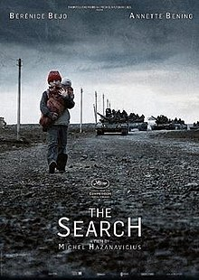 poster The Search (2014)
