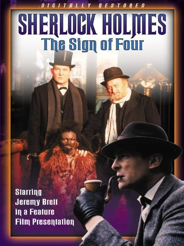 poster The Sign of Four (1987)