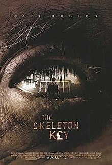 poster The Skeleton Key (2005)