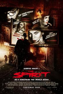 poster The Spirit (2008)