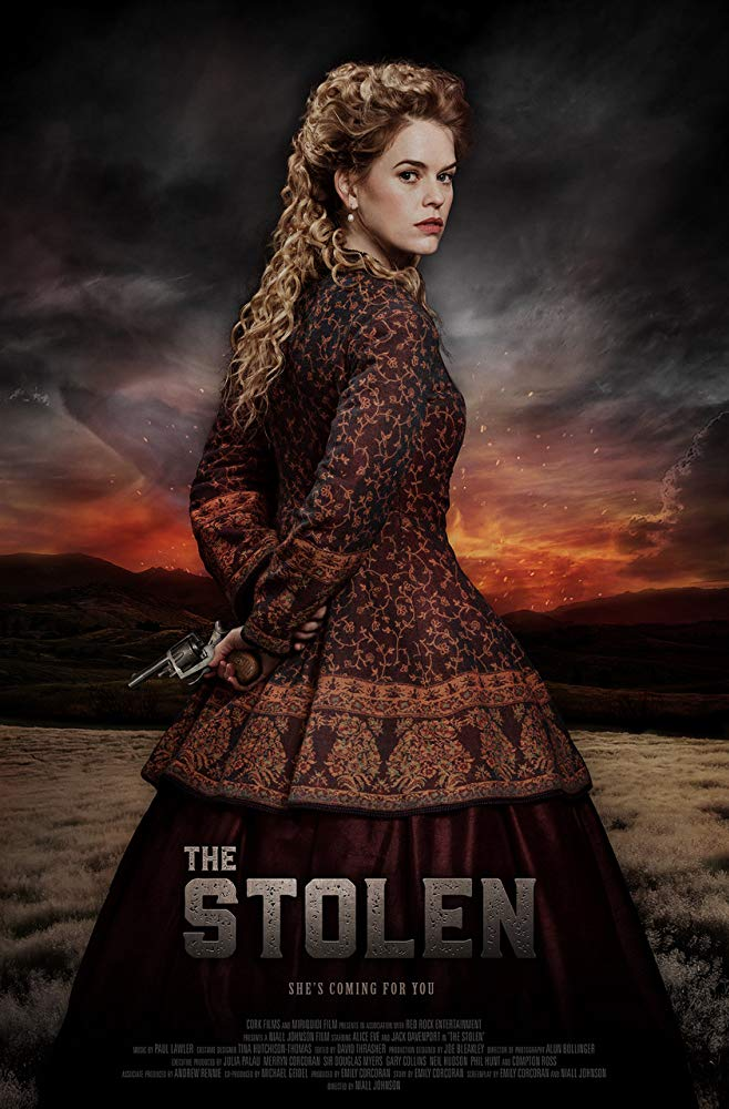 poster The Stolen (2017)