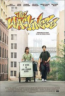 poster The Wackness (2008)